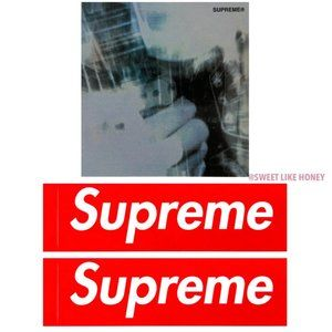 Supreme My Bloody Valentine Loveless Sticker SS20